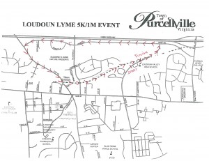 Course Map - Purcellville