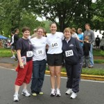 1st Annual Lyme Run 001