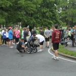 1st Annual Lyme Run 120